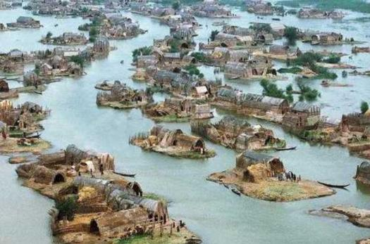 Mesopotamia Early Settlers