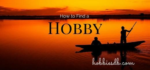 How To Find A Hobby? Take This Quiz