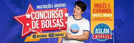 Concurso De Bolsas Espa�ol 2016 - Aslan Manaus