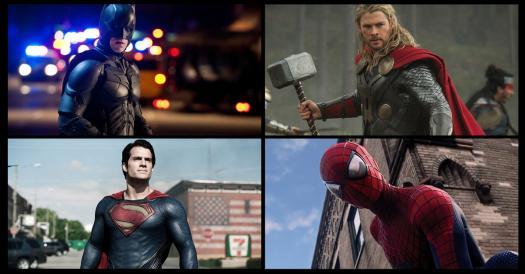 Fai Il Test E Scopri Quale Supereroe Sei!