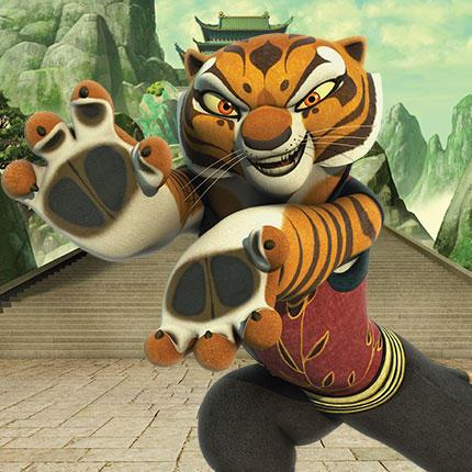 kung fu panda po and tigress relationship quizzes