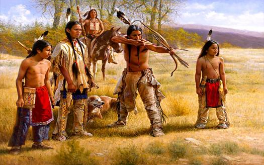 Do You Know The Meaning Behind These Native American Names ?