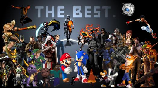 Best Video Game Characters