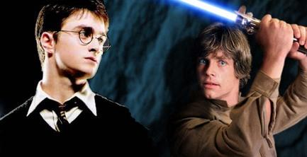 Star Wars Vs Harry Potter