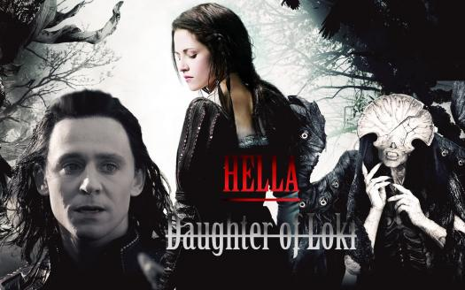 Do You Know About Hela, Daughter Of Loki ?
