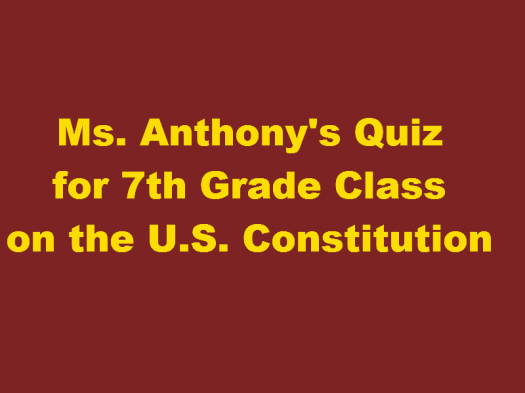 Articles Of Confederation And Introduction To Constitution
