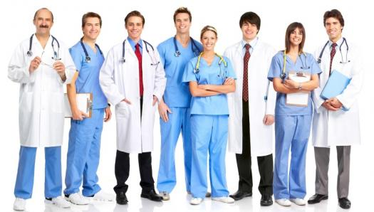 List Of Types Of Doctors