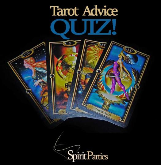 Tarot Advice Quiz