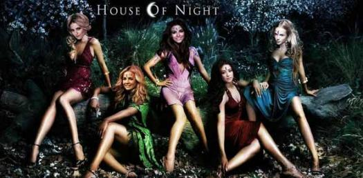 House Of The Night Characters