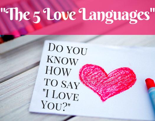 The 5 love languages test online