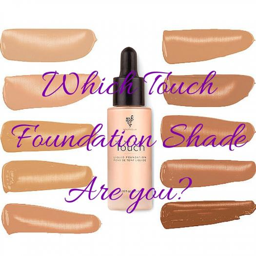 Are You Trying To Find Your Perfect Touch Foundation Shade?
