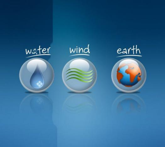 What Are You : Earth, Wind Or Water?