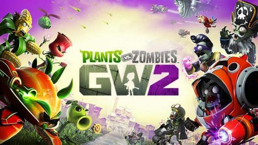 تحميل لعبة plants vs zombies garden warfare 2