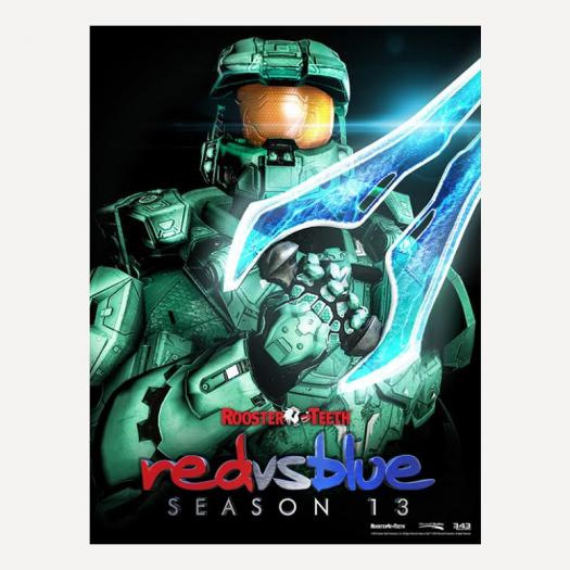 which rvb character are you