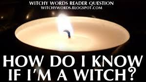 Are U A Witch?