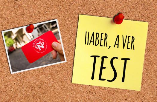 Haber, A Ver Test