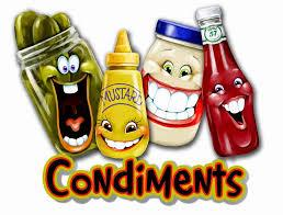 If You Were A Condiment What Would You Be?