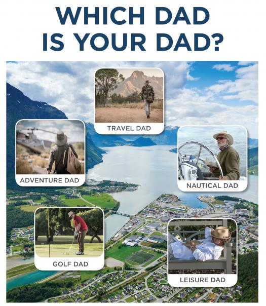 Which Dad is your Dad?