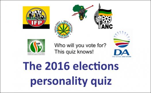 Which Sa Party Should You Vote For On August 3?