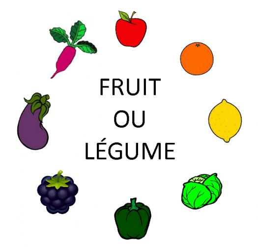 Fruit Ou L�gume ?