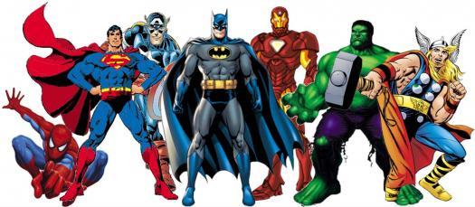 Superhero Practice Quiz Period 5/6