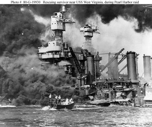 America And World War II (Ah) Ch21