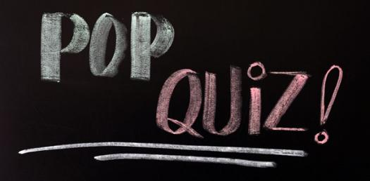 Get Ready For M7 Retail & Exhibition Space Pop Quiz!