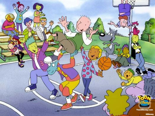 Do You Know The Animated Seris Doug?