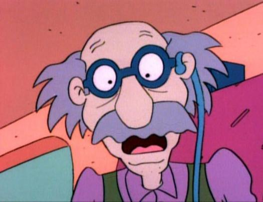 How Much Do You Know About Grandpa Lou Pickles?