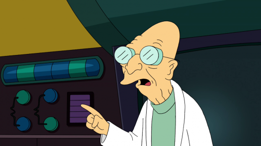 Test Your Knowledge About Professor Farnsworth