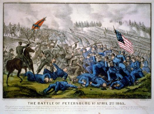Test Your Knowledge About The Siege Of Petersburg?