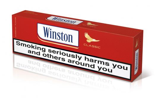 How Much facts Do You Have About the Winston Cigarettes?