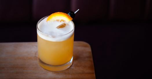 How Much Do You Know About Whiskey Sour?