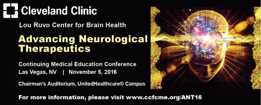 Advancing Neurological Therapeutics 2016   Pre-test