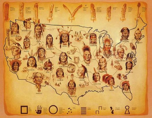 Native American Regions Quiz