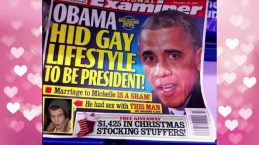 Who Are You In Obama?