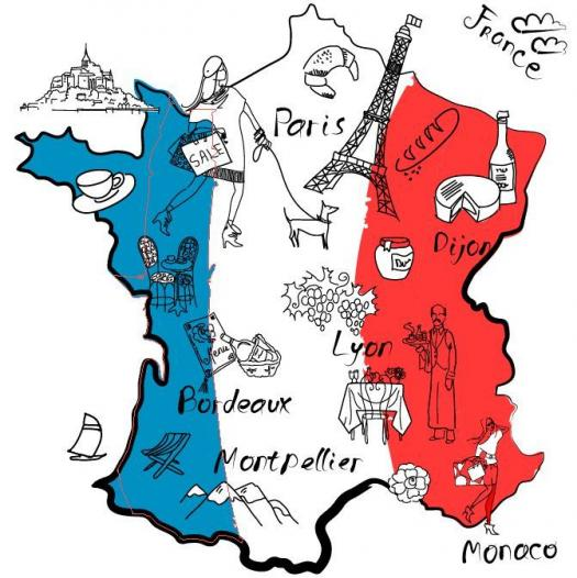7. Luokan Valinnaisilta - Ranskan Opiskelu