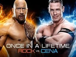John Cena Vs The Rock Quiz