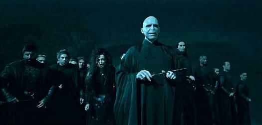 Witch Death Eater Is Your Parent?