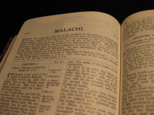 How Much Do You Know About The Book Of Malachi?
