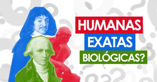 Exatas, Humanas Ou BIOL�gicas? Descubra Qual A Sua �rea!