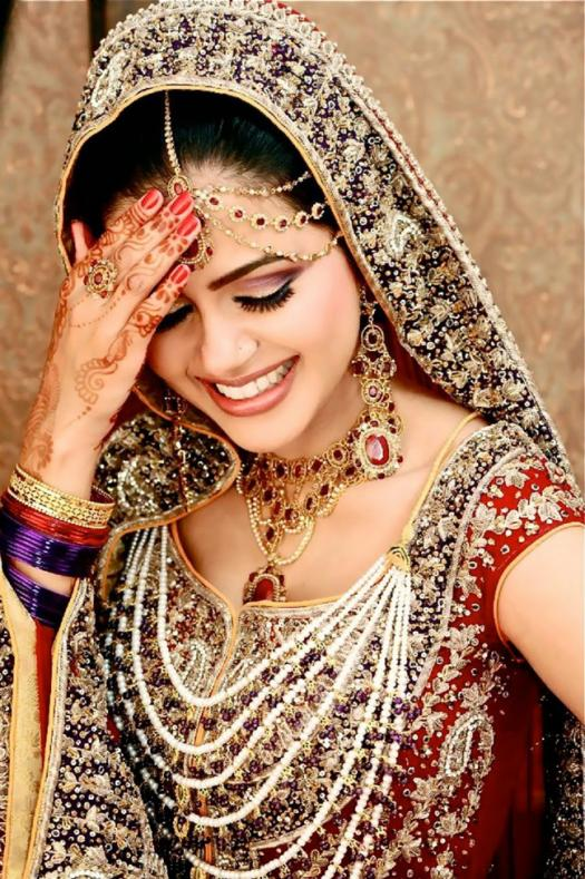 What Do You Know About Muslim Bridal Makeup?