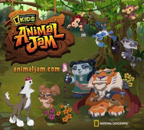 National Geographic Animal Jam Quiz