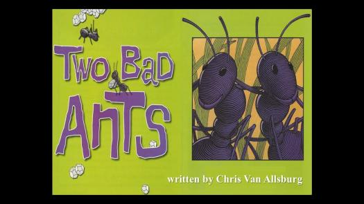 How Well Do You Know Two Bad Ants?