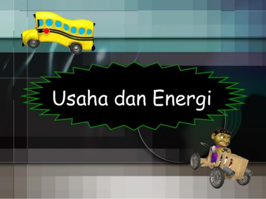 Soal Usaha Dan Energi Smp