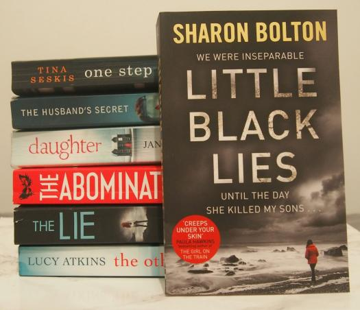 How Well Do You Know Little Black Lies Book?