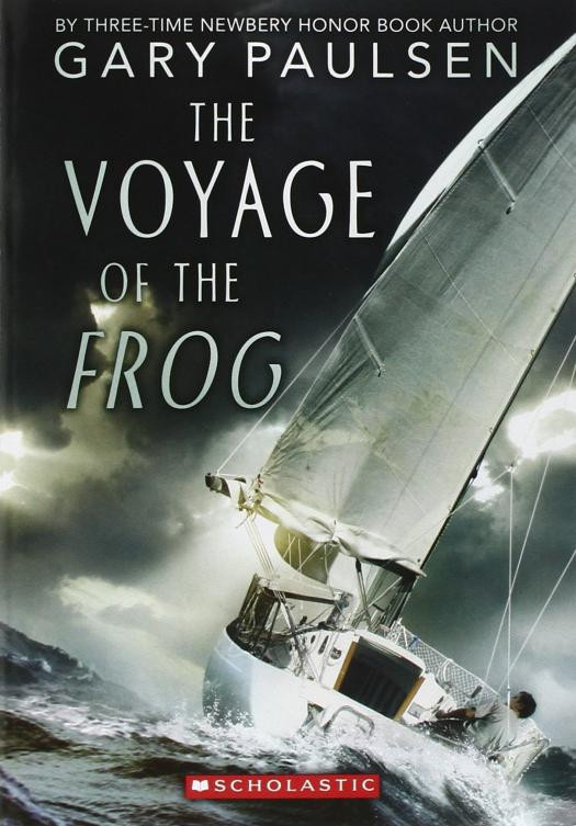Have You Read The Voyage Of The Frog?