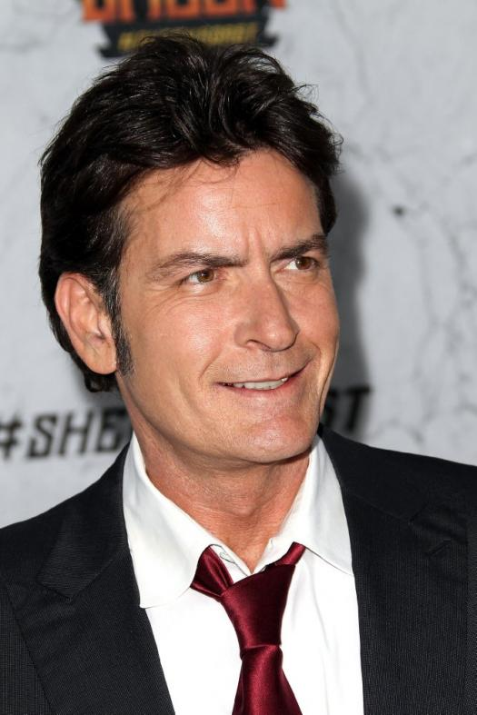 Can You Tell US About Charlie Sheen?