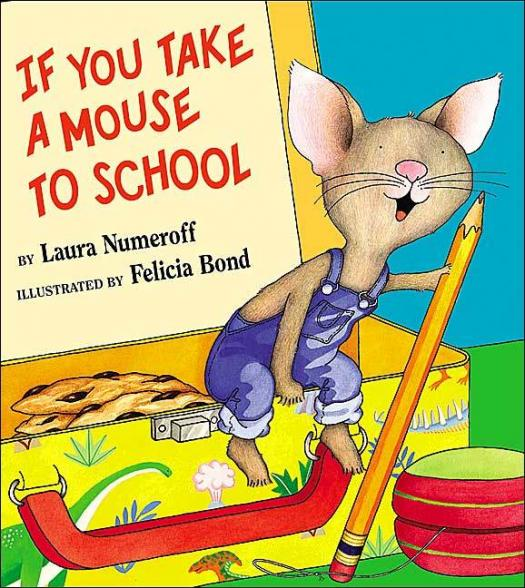 What Will Happen If You Take A Mouse To School?