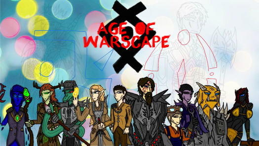 Age Of Warscape - Which Race Are You?